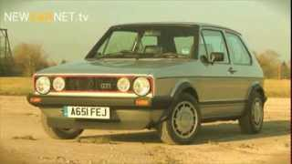 Volkswagen Golf GTI Mk I : Classic Car Review