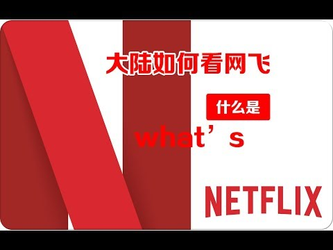 【BIGDONGDONG】#133 中国大陆观看Netflix全讲解