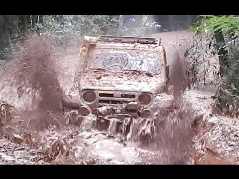 TROLLER T4 3.0 -  Maxxis 40 -  Buraco do Camel - Brasil Fora de Estrada