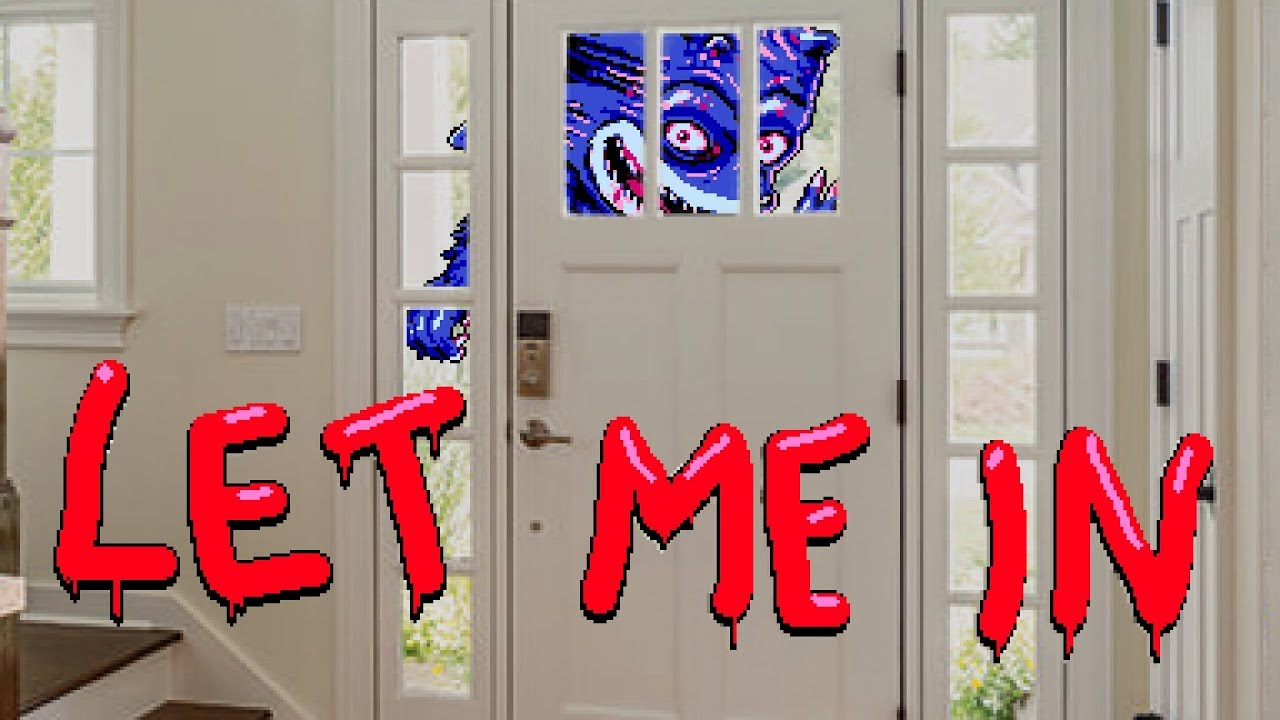 Movie Sonic Attempts To Enter Your Home Asmr Roleplay Youtube