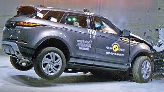 2020 RANGE ROVER EVOQUE – Crash Test