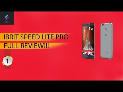 IBRIT SPEED LITE PRO REVIEW! ✌️