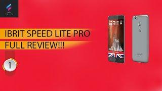 IBRIT SPEED LITE PRO REVIEW! ✌️