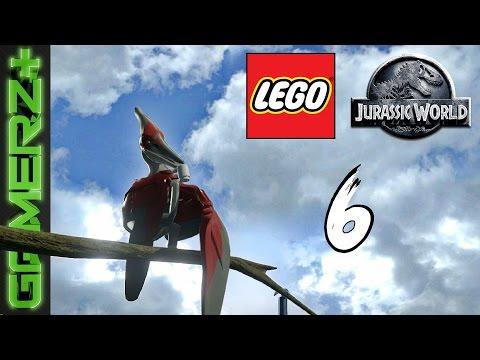 Lego Jurassic World - Díl 6. - Ztracený svět