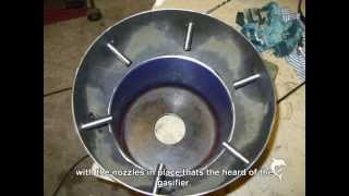 "Step By Step: Build An ""tar-free"" Gasifier (downdraft) I"