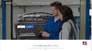AutoXpert - A Car Repair Services and Auto Mechanics WordPress Theme