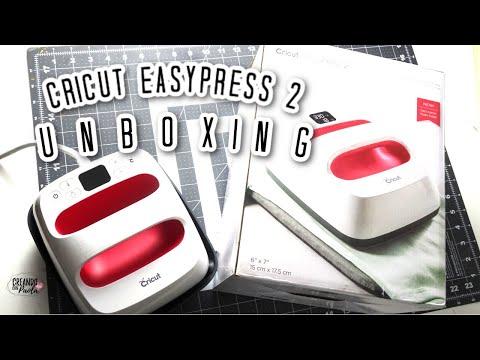 UNBOXING Cricut Easypress 2 Para que la recomiendo?