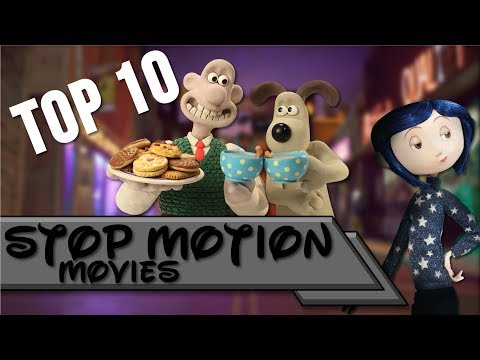 Top 10 | Stop Motion Movies 💰💵