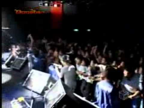 BRAHMAN - A WHITE DEEP MORNING ~ NEW SENTIMENT (Live).flv