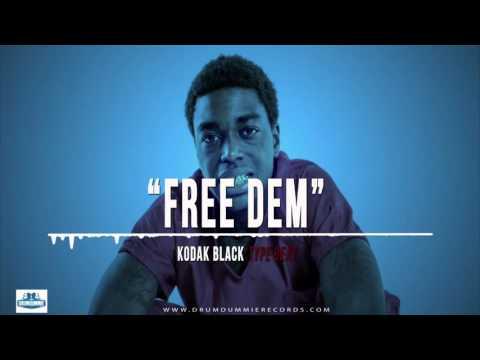 Free NonProfit Kodak Black Type Beat Free Dem K Subs - Free dem