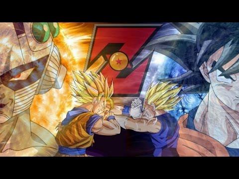 Dragon Ball Z: Allegory Of War (Tribute Extend Saga) AMV