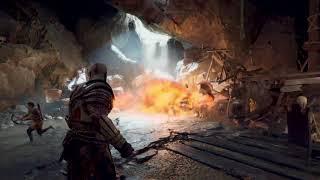 God of War - Новый игровой трейлер (PS4 2018)
