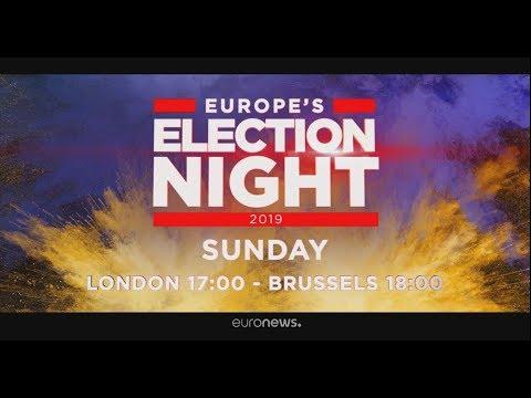 EM DIRETO | Eleições Europeias 2019: emissão especial de domingo 26 de maio