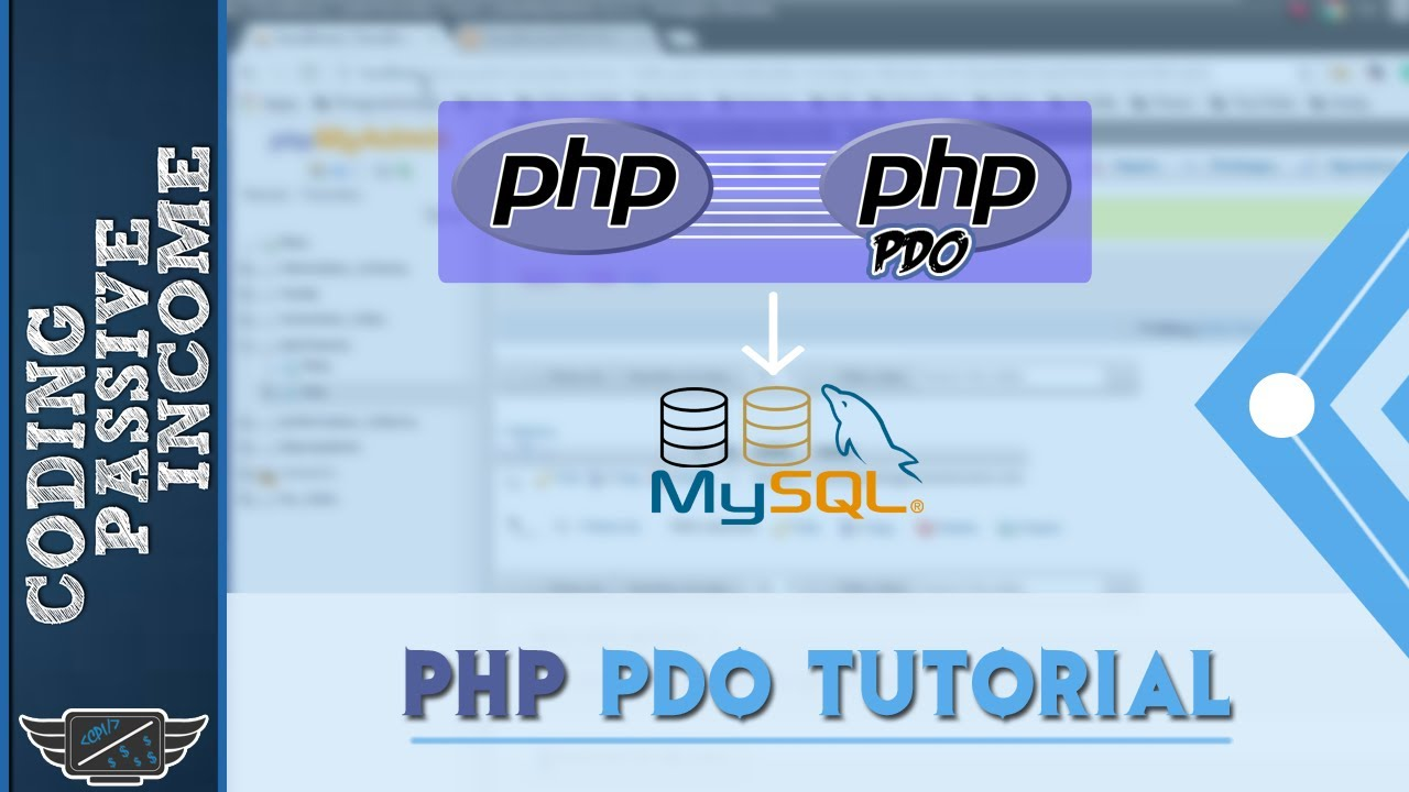 32: select data from mysql database | php tutorial | learn php.