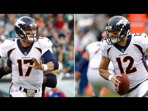 Broncos rule out receivers Sanders and Latimer