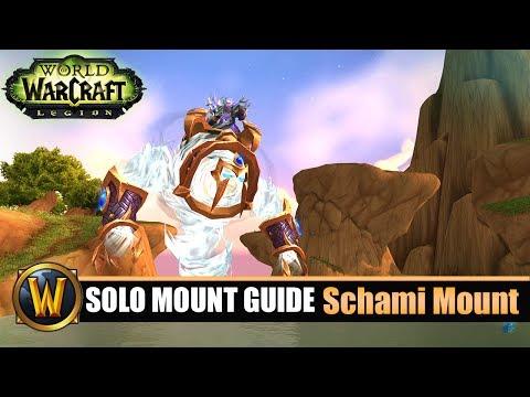 Telars Solo Mount Guide #57 Schami Class Mount (7.2.5)
