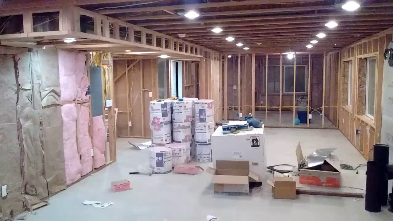 5 Tips For Basement Electrical To Pass Inspection Youtube Wiring Ceiling Lights