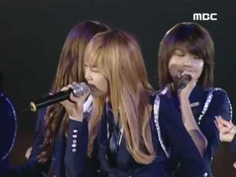 091029 SNSD   Tell Me Your Wish Genie @ Chungnam Sports Festival 23 (Without Taeyeon)