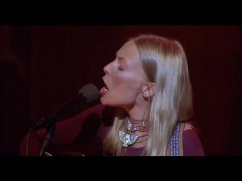 Joni Mitchell - Coyote (The Last Waltz)