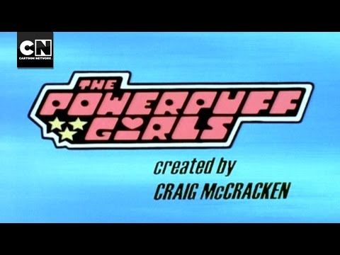 The Powerpuff Girls | Theme Song | Cartoon Network