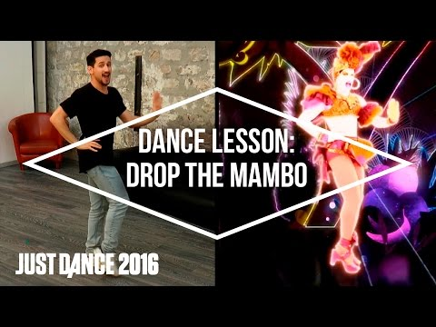 Dance Lessons with Just Dance 2016: Drop the Mambo by Diva Carmina