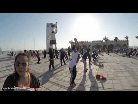 Filipino Fitness health in Qatar message