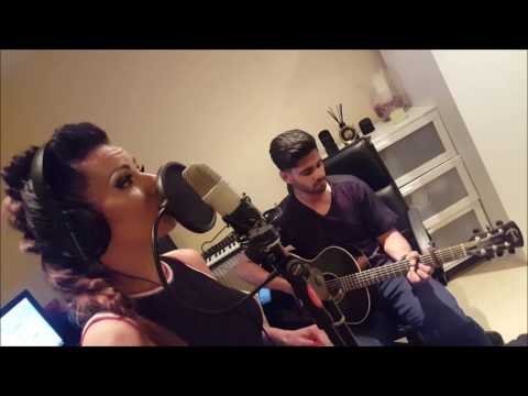 Cora & Esh - All Of Me  ( John Legend Acoustic Cover)