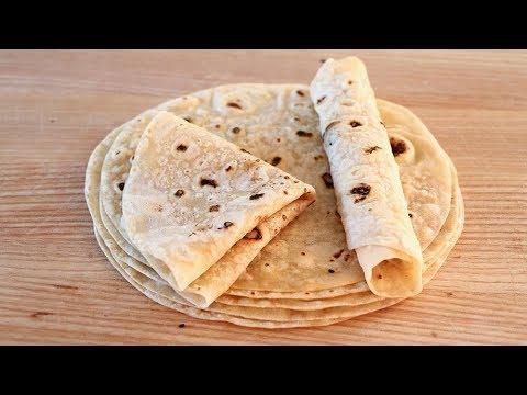 Tortillas De Harina De Trigo Para Fajitas, Kebab, Wraps, Burritos ¡Blanditas Y Finas!