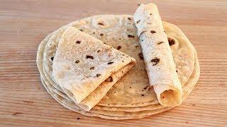 Tortillas de harina de trigo para fajitas, kebab, wraps, burritos Blanditas y finas!