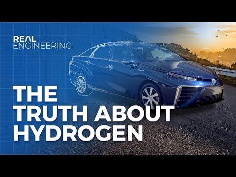 .氫能源技術真的有那麼神秘嗎?