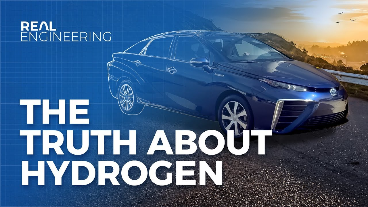 Hydrogen Fuel Cell & Battery Electric Vehicles — Technology Rundown