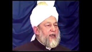 Challenge to Mulvi By  Hazrat Mirza Tahir Ahmad (ra)