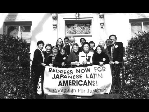 Internment, Japanese Americans, Japanese Peruvians, Labor And The Lessons For Today