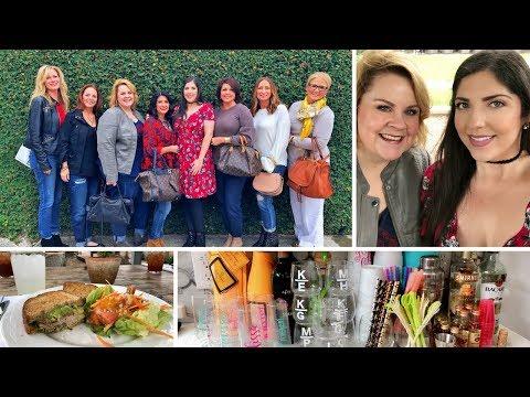 VLOG | Houston Girls Trip 2017