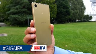 Sony Xperia Z5 -  Hands-On - GIGA.DE