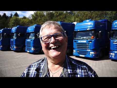 Spedition Barth - Stellenangebot LKW Fahrer