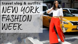New York FASHION WEEK September 2017 Vlog