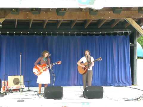 Driftwood Fire @ the Virginia Women's Music Festival