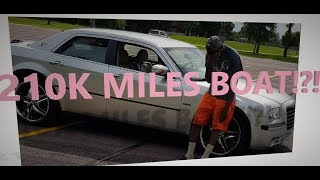 Things i HATE about my 210k Miles Chrysler 300C!!!
