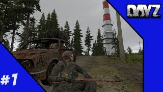 DayZ  Namalsk Update Bloodsucker - Ep.1