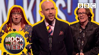 Unlikely Lines From Kids' Films & TV Shows   Mock The Week -  BBC
