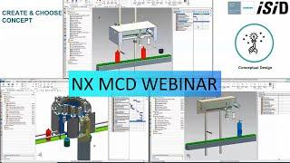Webinar NX Mechatronics Concept Designer (Recorded)