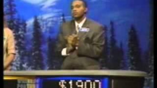 David Kinder Jr - Wheel of Fortune 2001