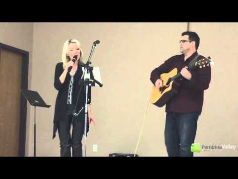 Hon. Candice Bergen SINGS! - Conservative MP Portage-Lisgar - Stand By Me