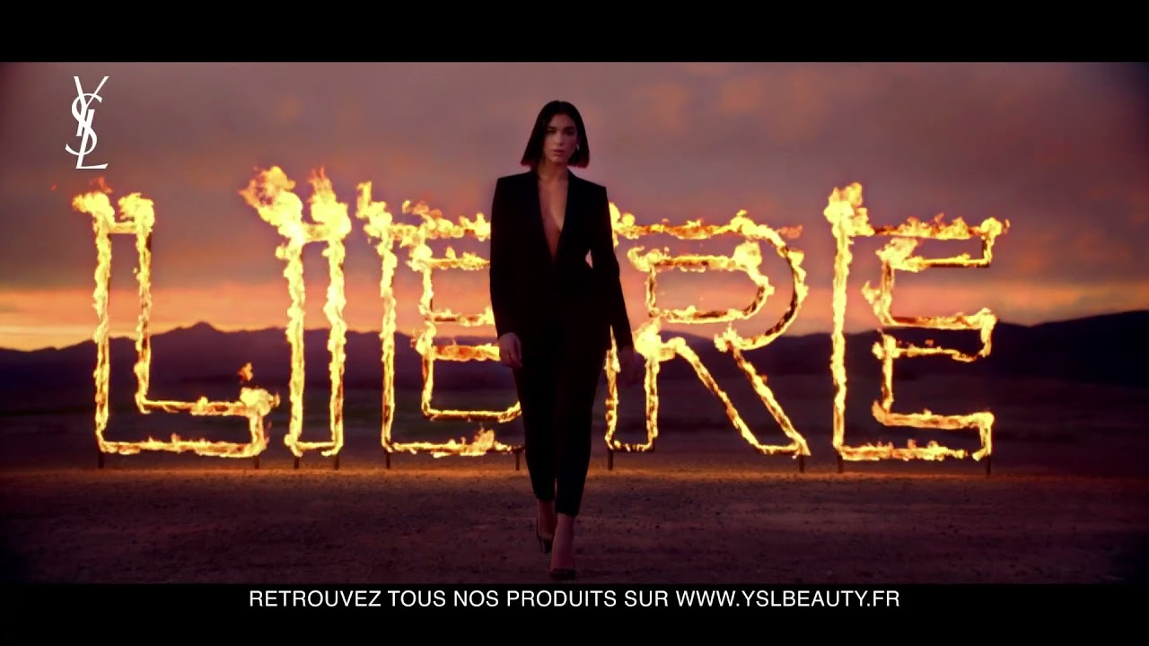 Musique de la pub   Libre (Yves Saint Laurent) 2021