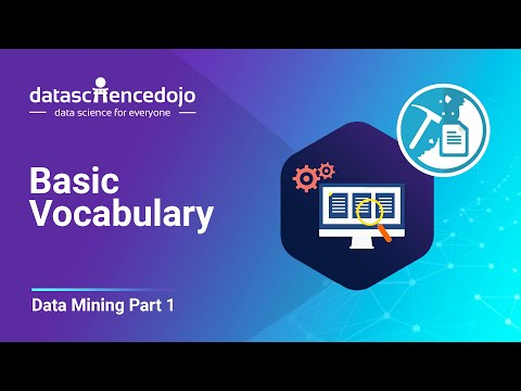 Data Mining Fundamentals: Part 1.1 - Data