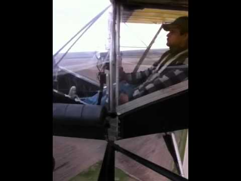 Flying in a Rans S5