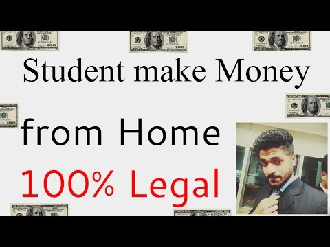 Students make money from home through Stock Market 100% legal by Smart Trader