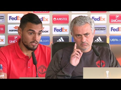 Jose Mourinho: Stockholm Would Be Beautiful FULL PRESS CONFERENCE Man United vs Anderlecht