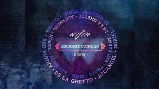 ESCAPATE CONMIGO REMIX - (TRAP VERSION)